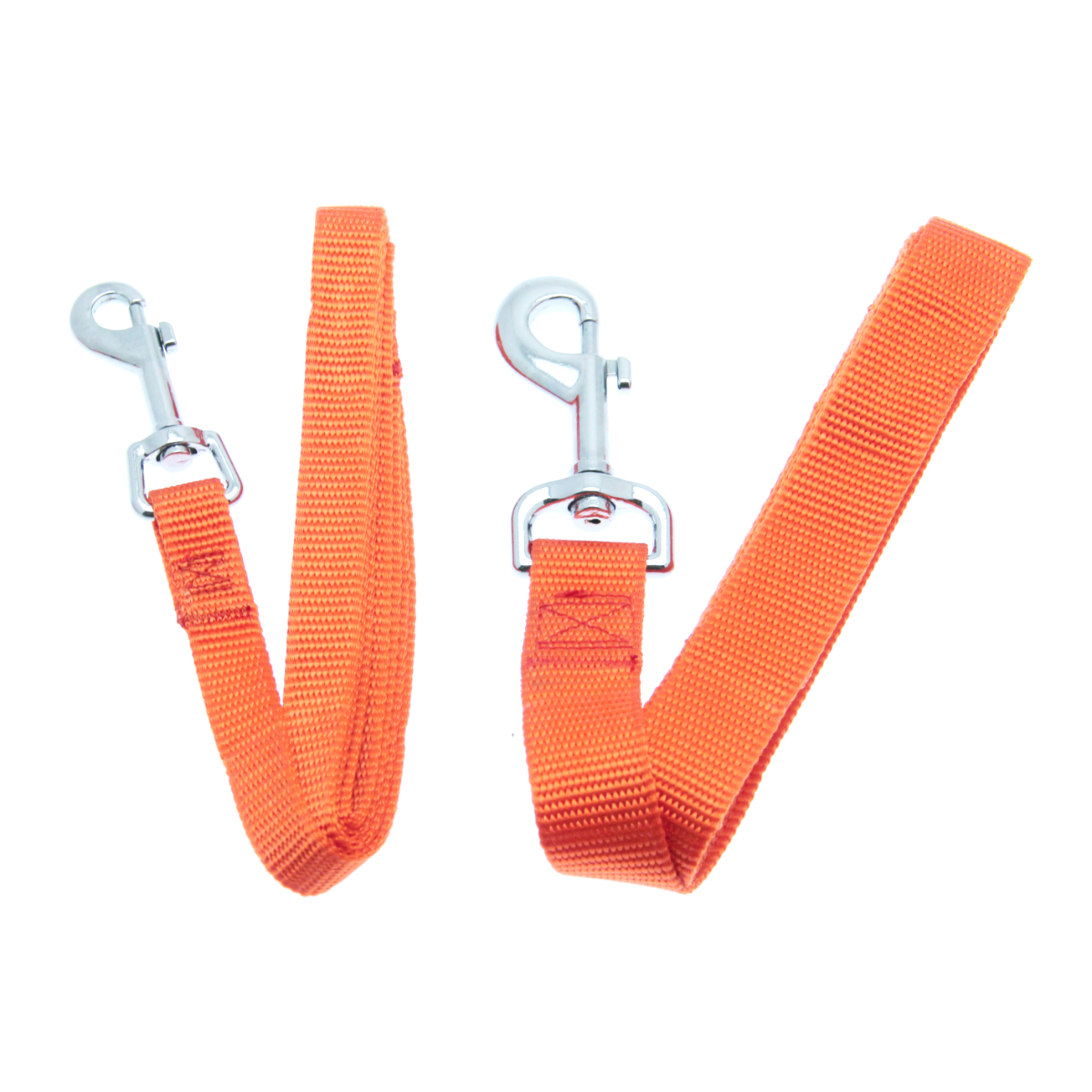Barking Basics Dog Leash - Orange