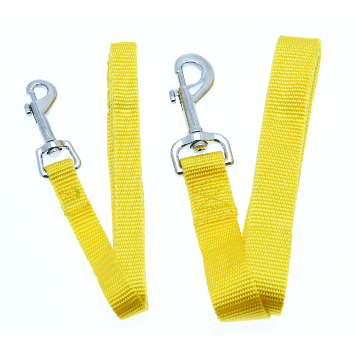 Barking Basics Dog Leash - Yellow