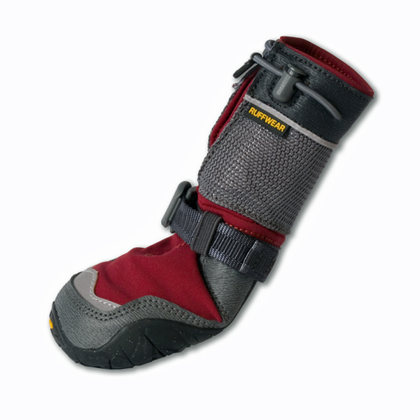 Polar Trex Dog Boots by RuffWear - Red Rock