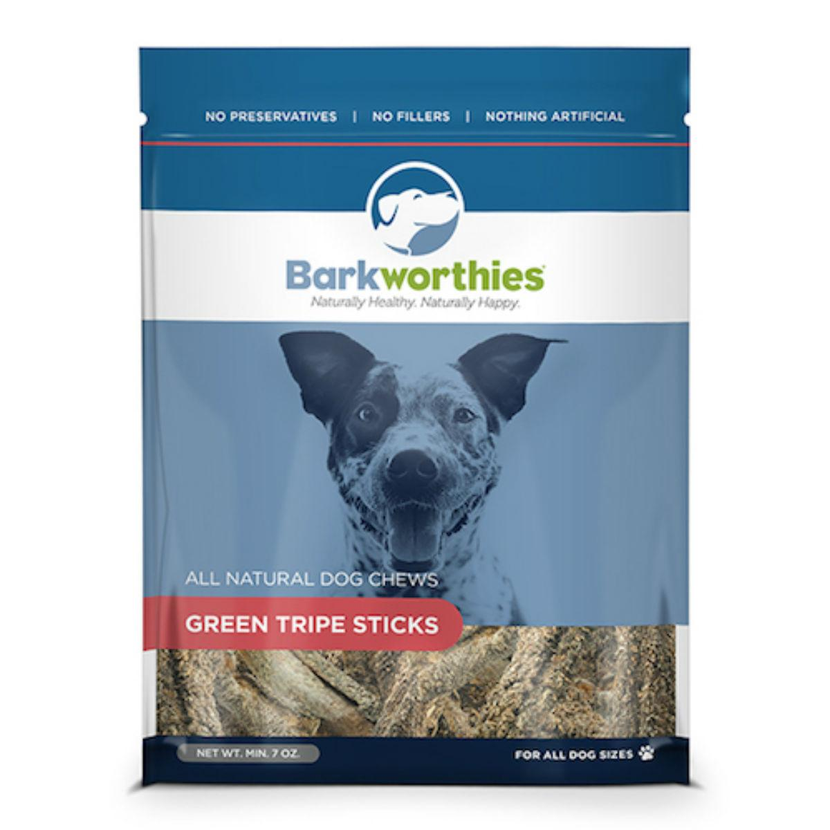 Barkworthies Belly Bark Sticks Dog Treat