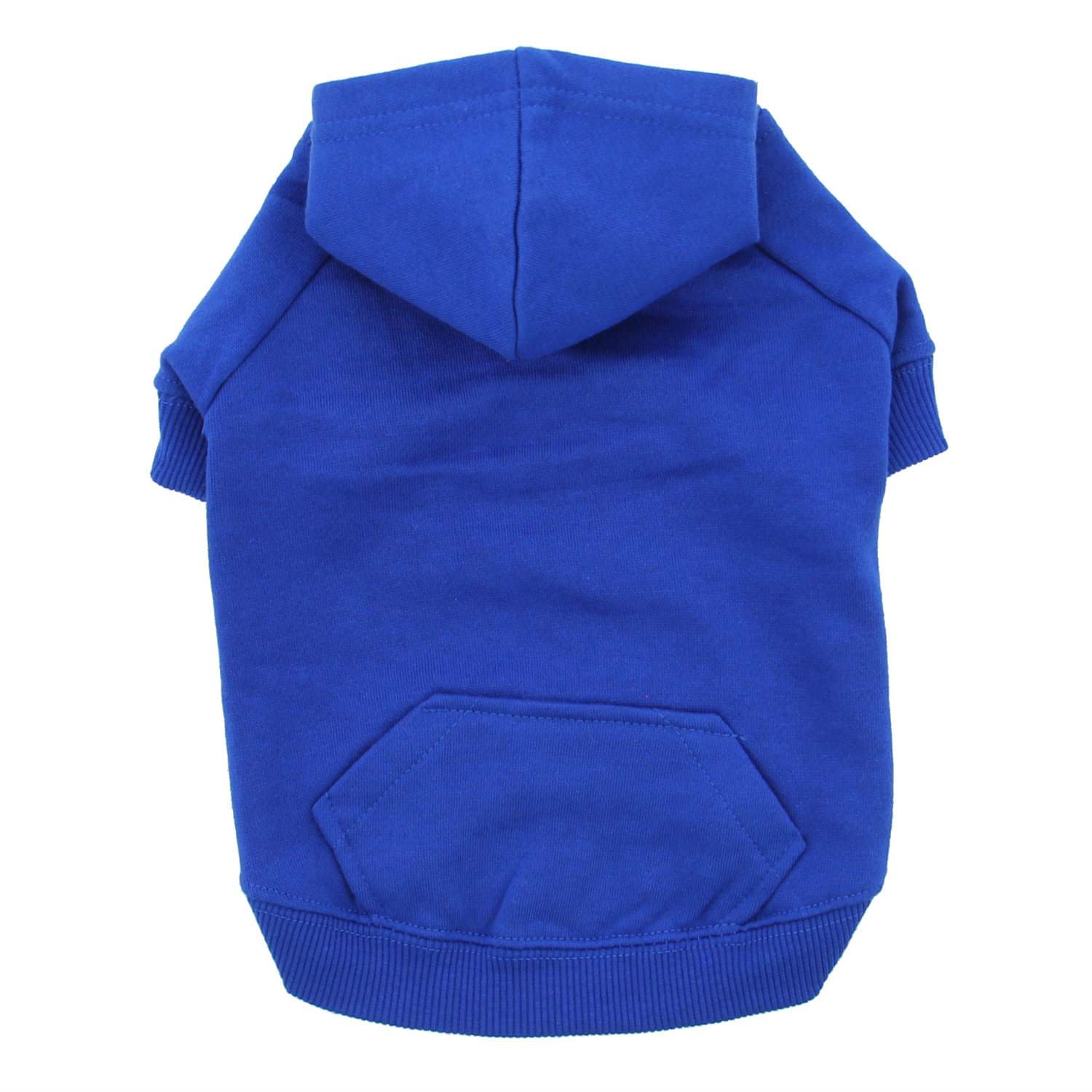Basic Dog Hoodie - Nautical Blue