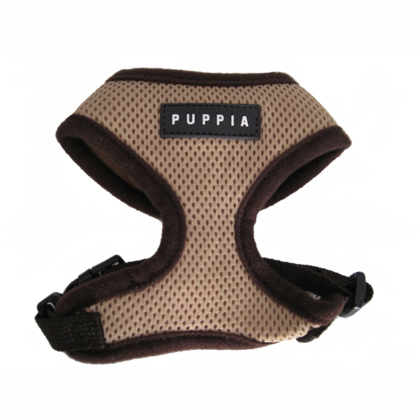 Basic Soft Harness by Puppia - Beige