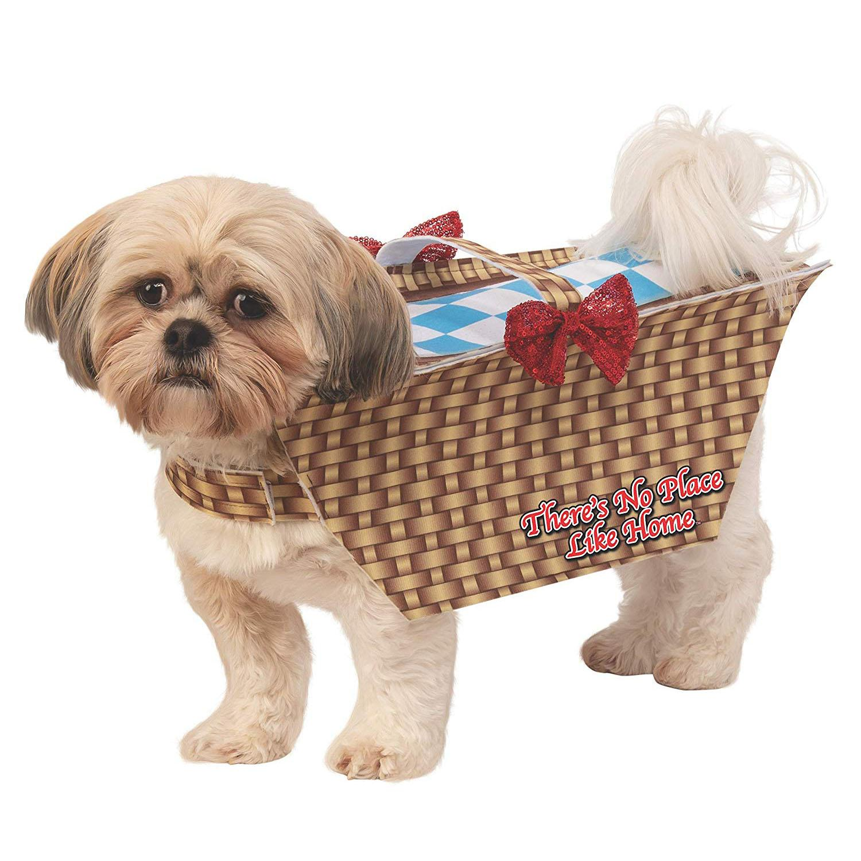 Wizard of Oz Toto Basket Dog Costume