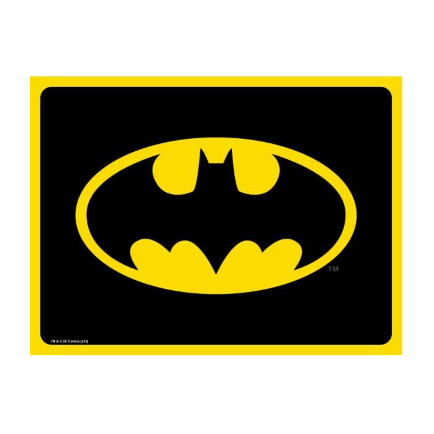 Batman Pet Food Bowl Placemat by Buckle-Down