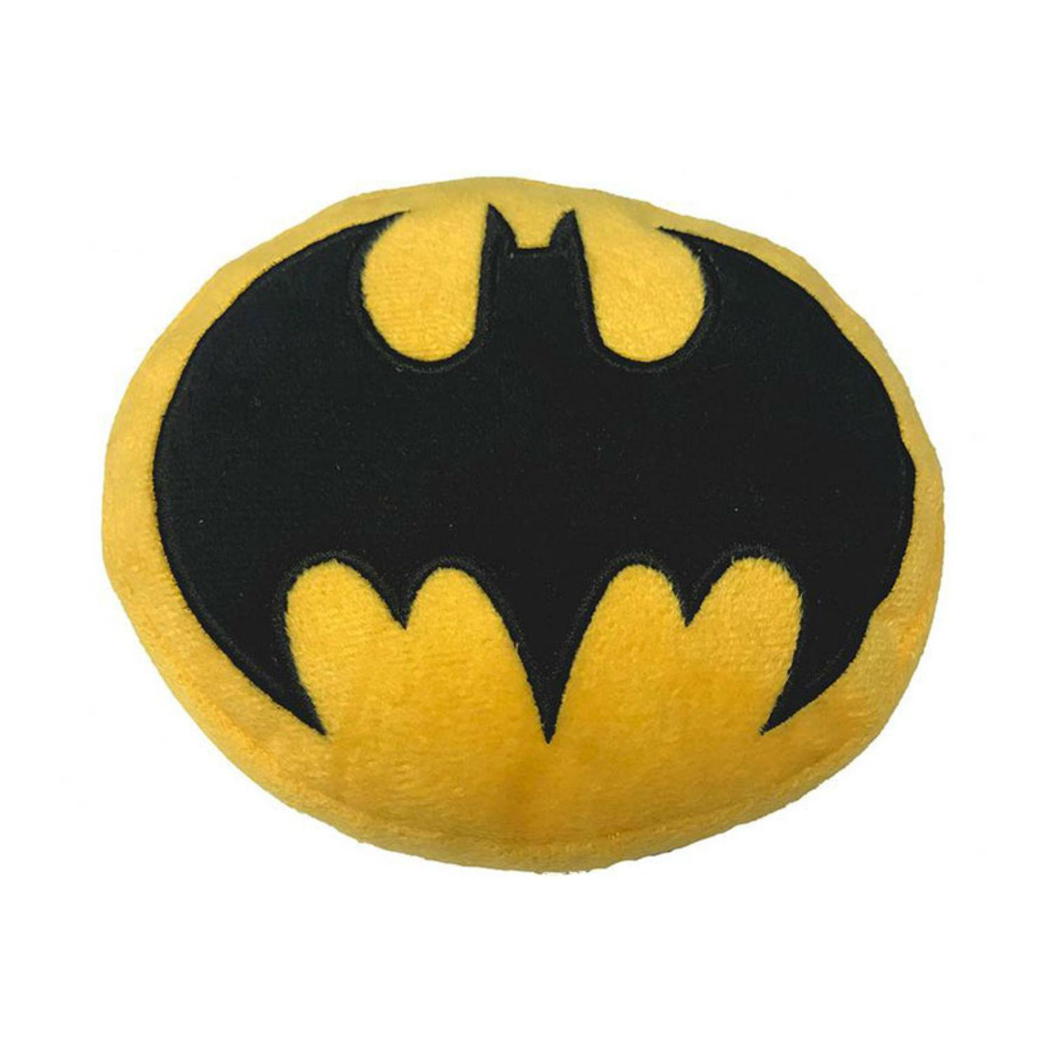 Batman Squeaky Plush Dog Toy by Buckle-Down