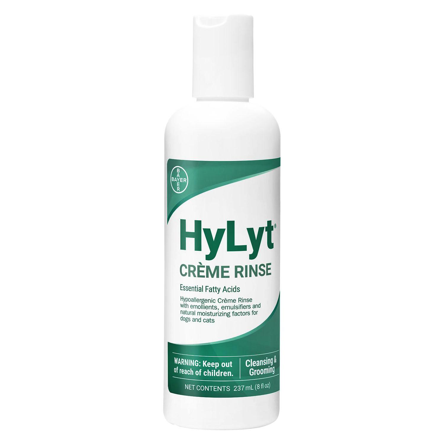 Bayer HyLyt Moisturizing Creme Rinse for Dogs and Cats