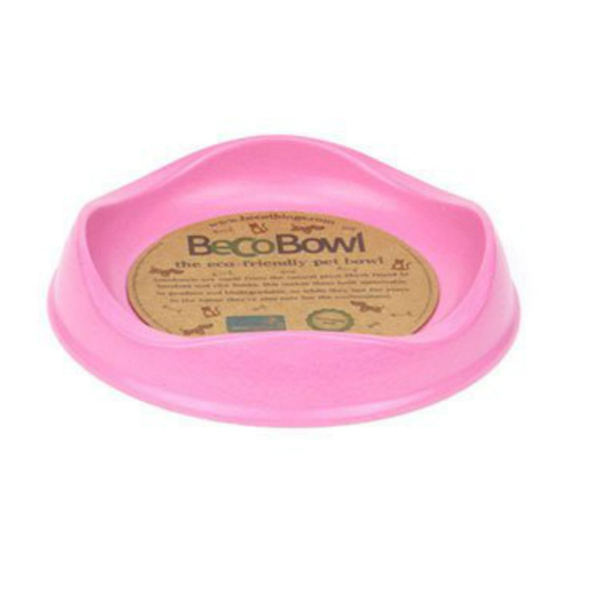 BECO Cat Bowl - Pink