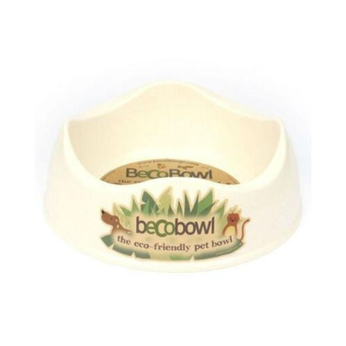 BECO Dog Bowl - Natural