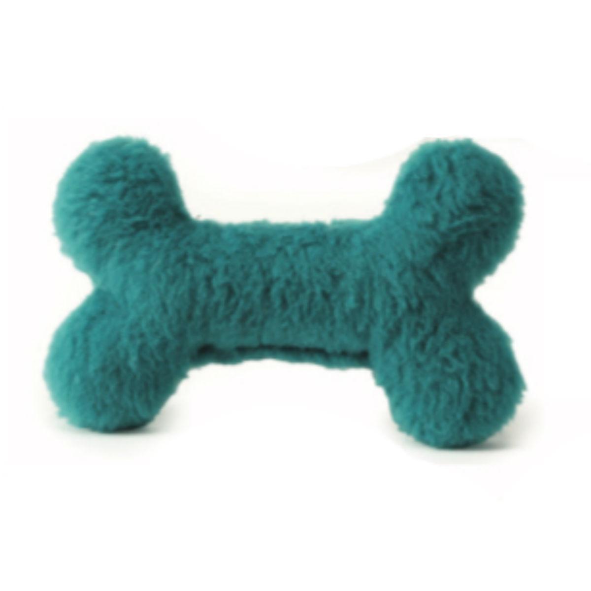 Berber Bone Dog Toy by West Paw - Jewel