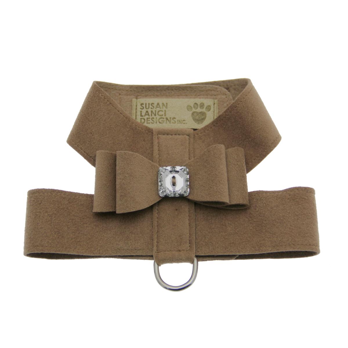 big bow dog harnesssusan lanci fawn 6263 big bow dog harness by susan lanci fawn baxterboo