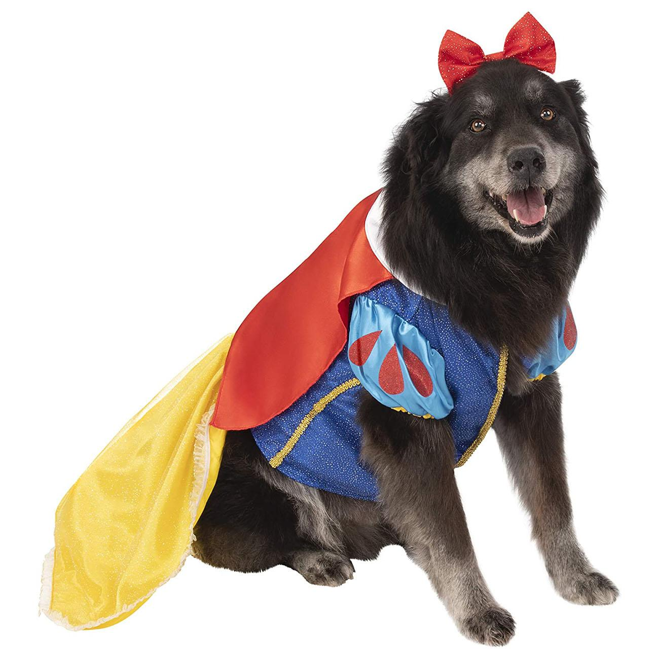 Disney's Big Dog Snow White Dog Costume by Rubie's