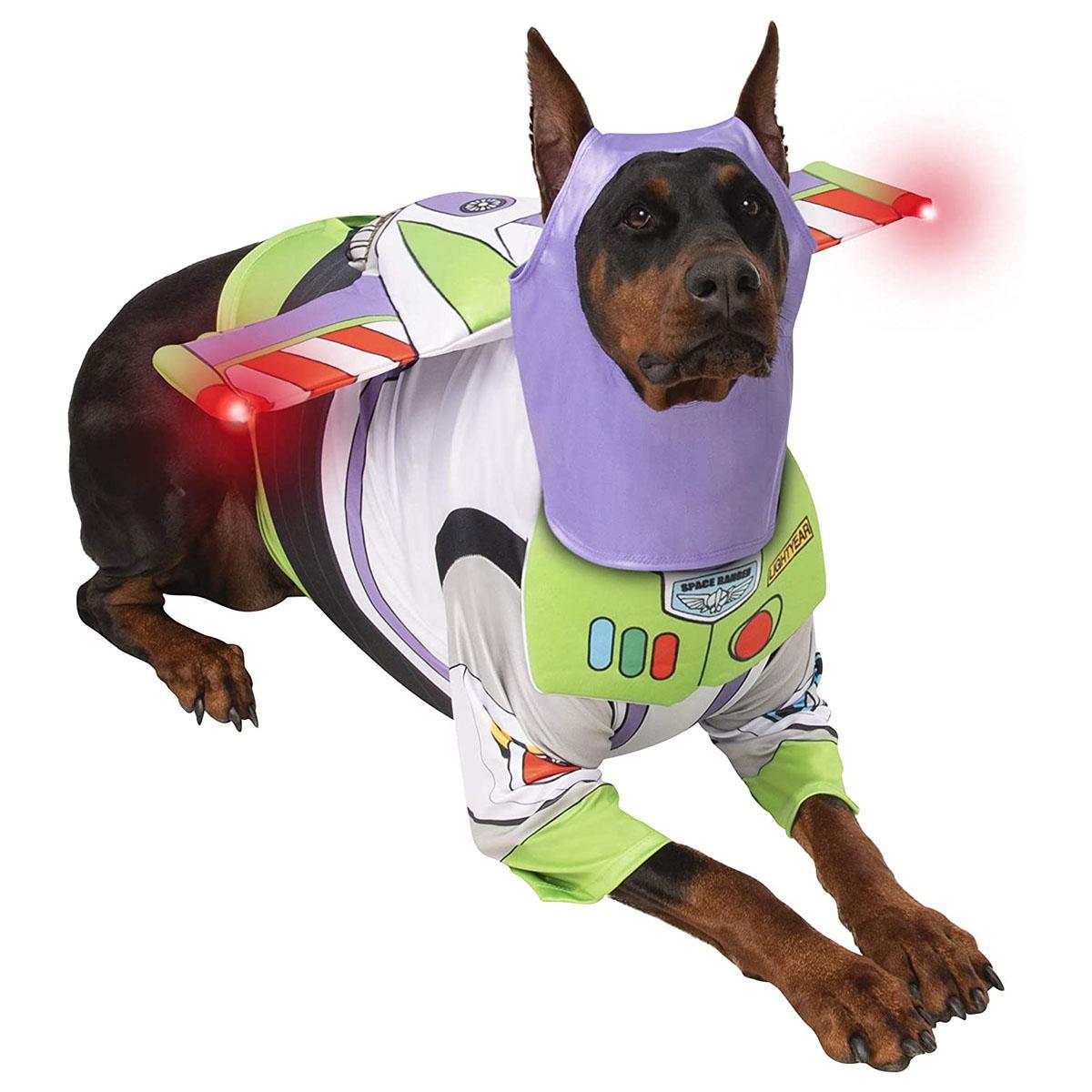 Disney's Big Dog Toy Story Buzz Lightyear Dog Costume by Rubie's