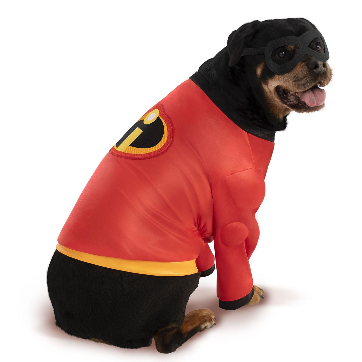 Big Dog Incredibles Dog Costume by Rubie's
