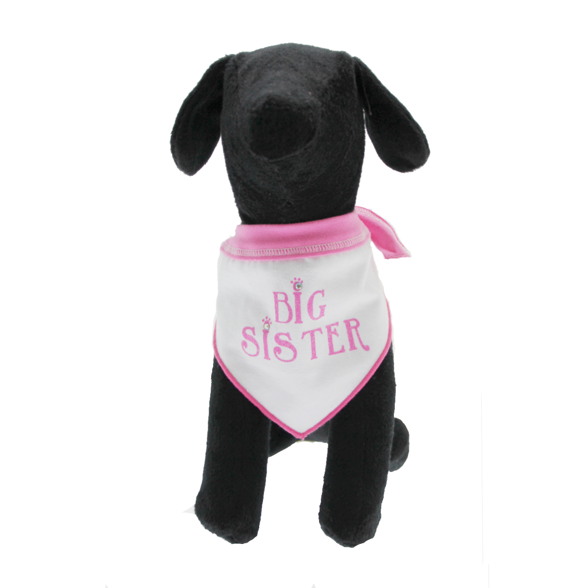 Big Sister Dog Bandana Scarf
