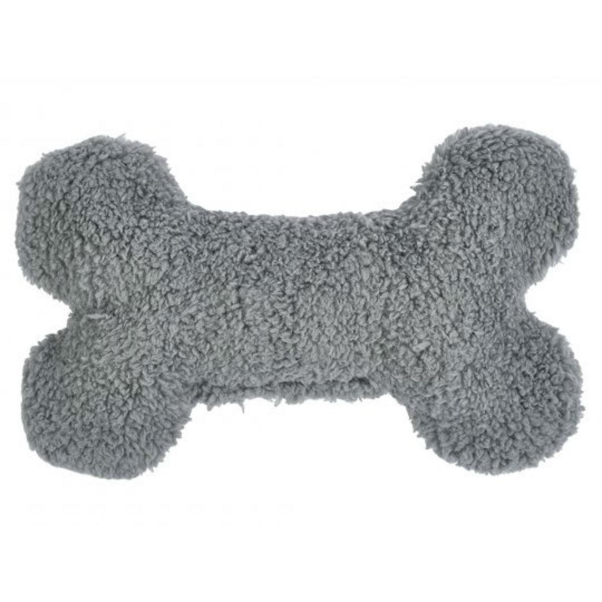 Big Sky Bone Dog Toy by West Paw - Oatmeal