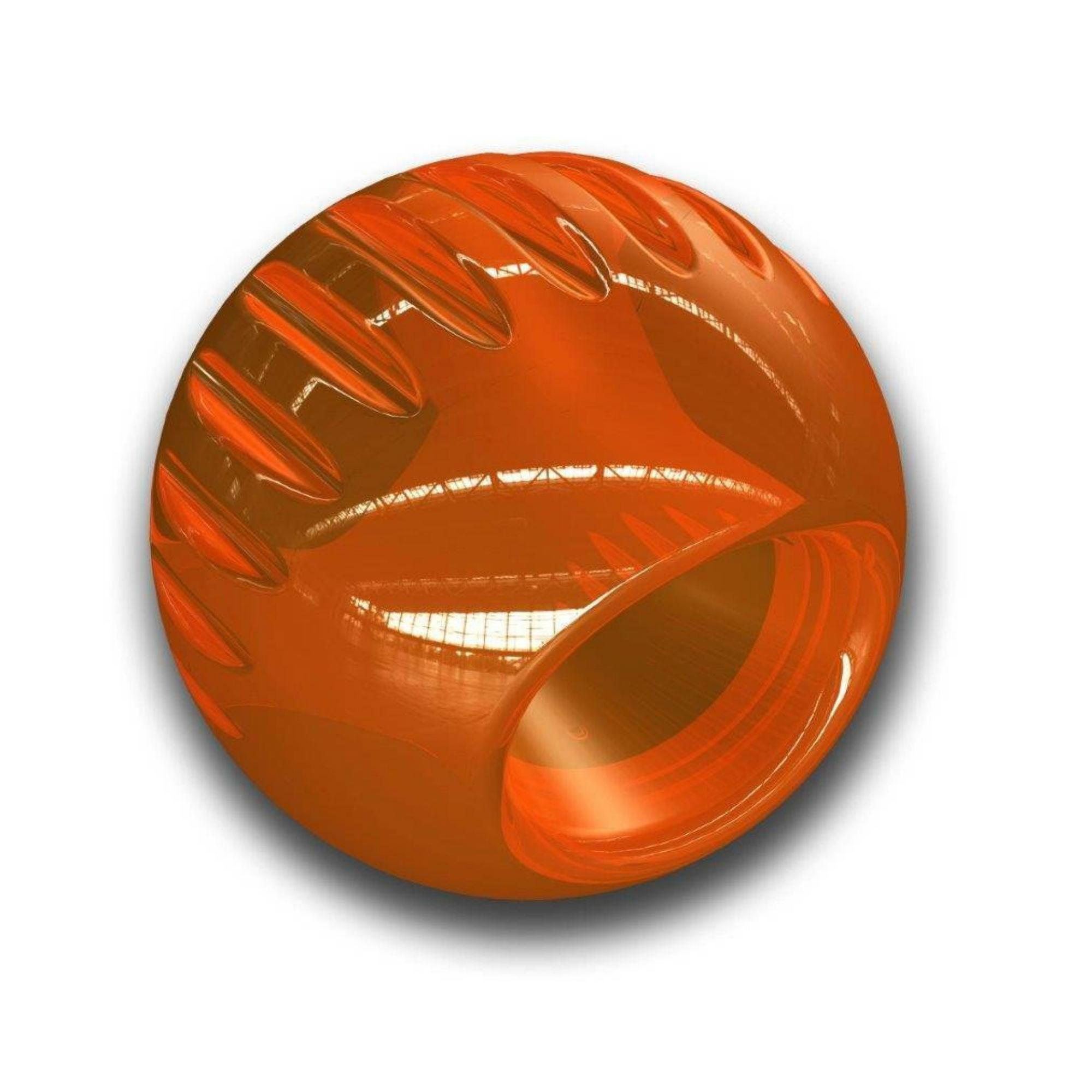 Bionic Ball Dog Toy - Orange