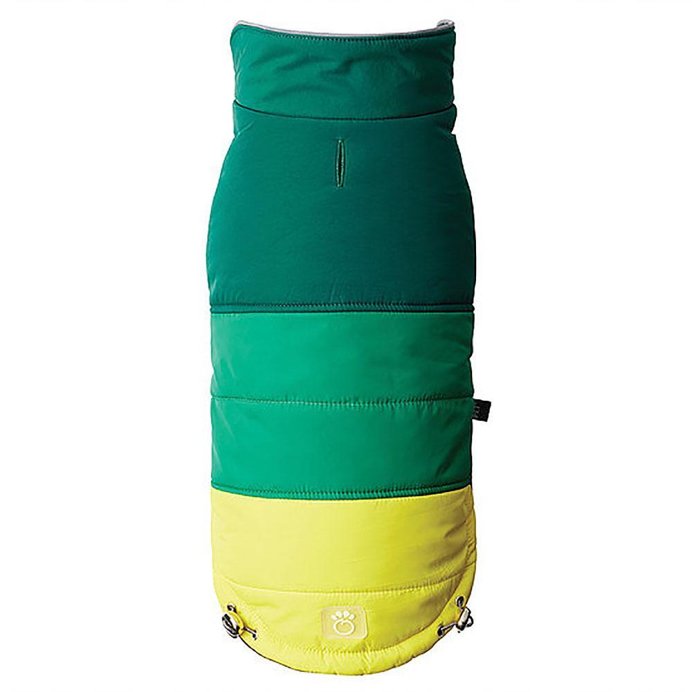 Blackcomb Puffer Dog Jacket - Green