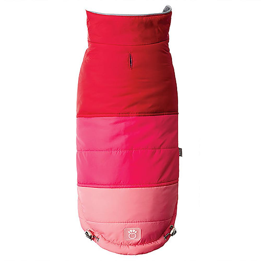 Blackcomb Puffer Dog Jacket - Red