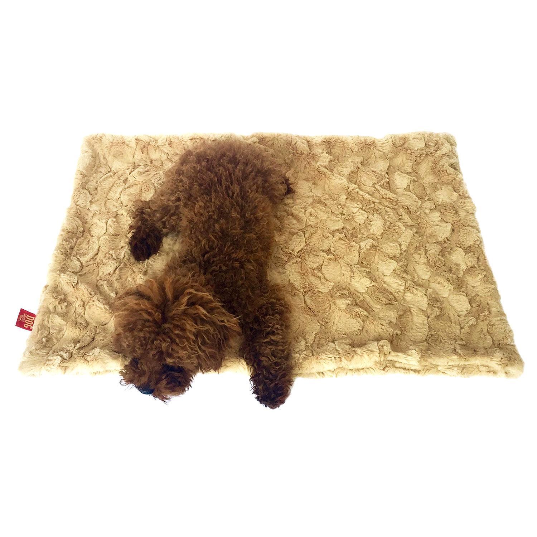 Bella Dog Blanket by The Dog Squad - Caramel
