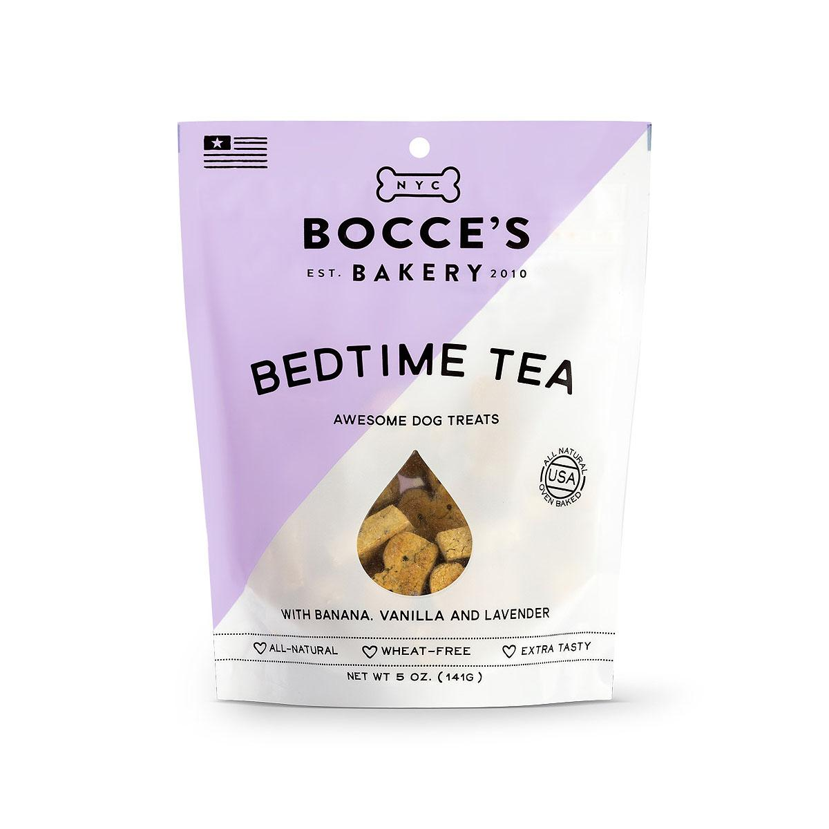 Bocce's Bakery Dog Biscuits - Bedtime Tea