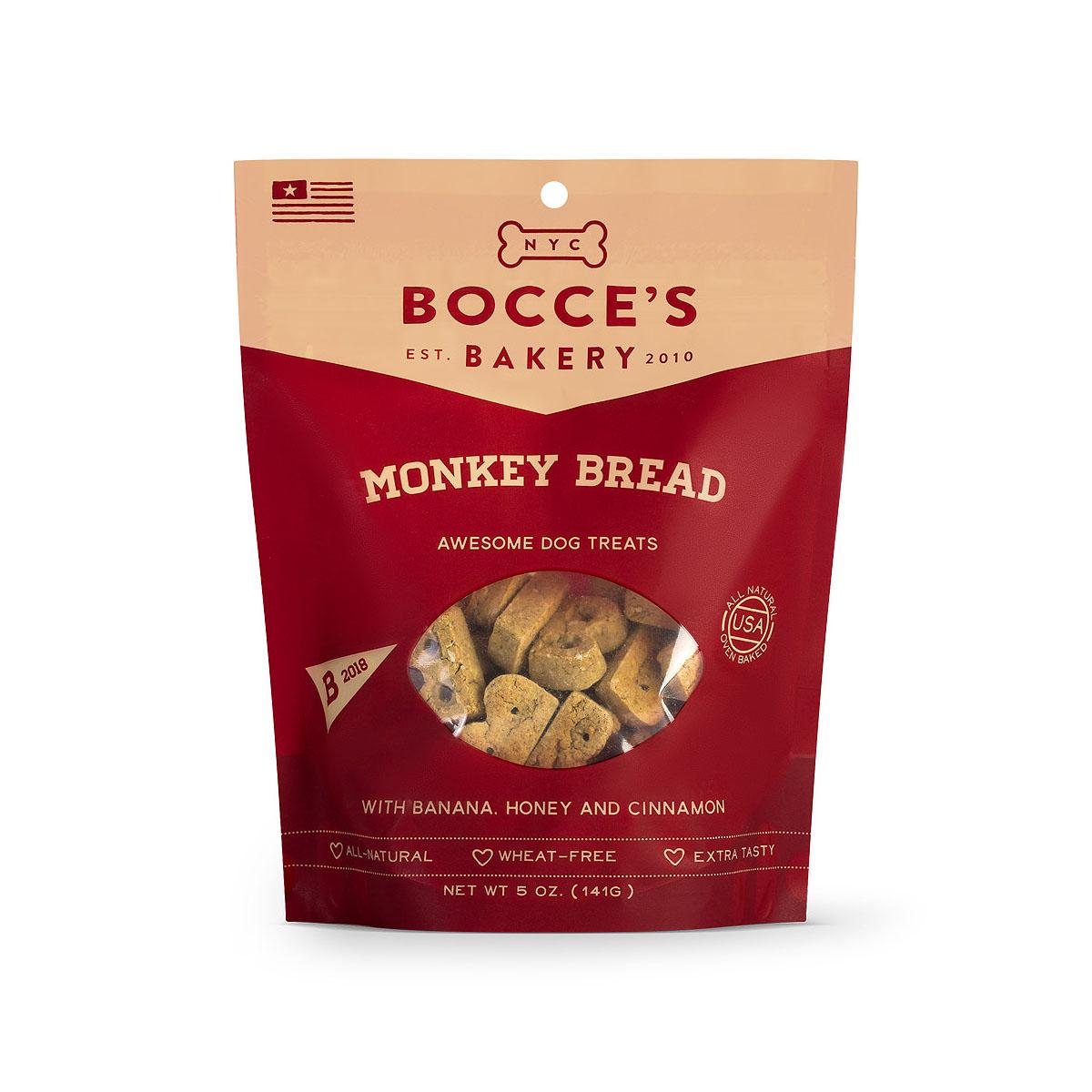 Bocce's Bakery Dog Biscuits - Monkey Bread