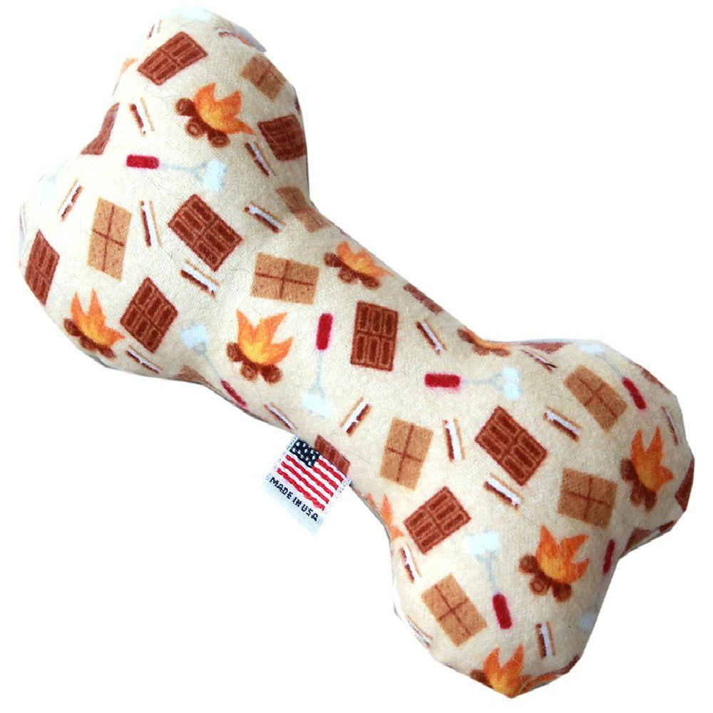 Bone Dog Toy - Campfire