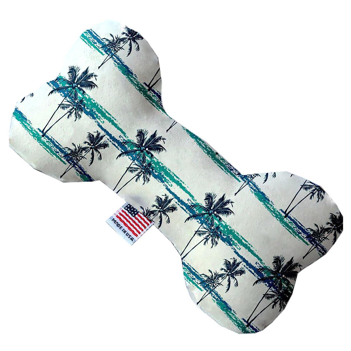 Bone Dog Toy - Palm Tree Paradise