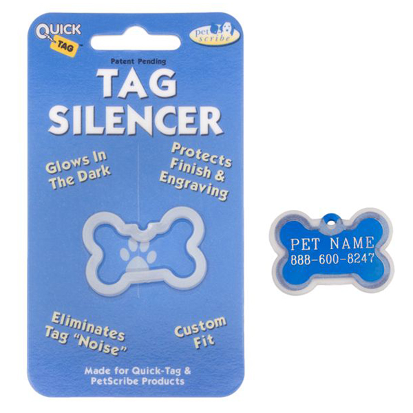 Bone Pet Tag Silencer