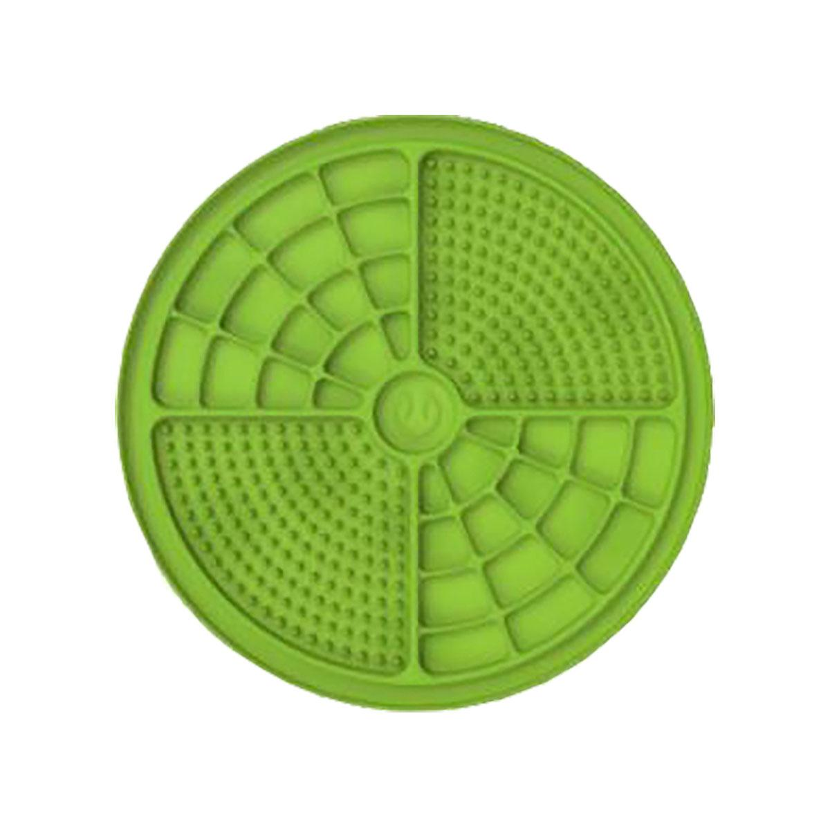 Boredom Buster Occupy Licking Mat - Green