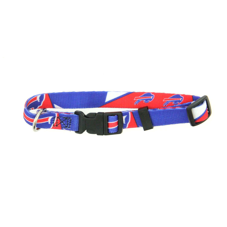 Buffalo Bills Dog Collar - Bright Blue