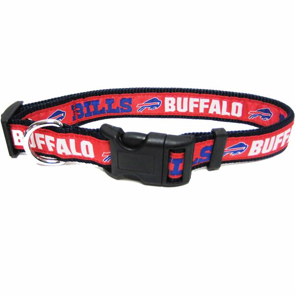 Buffalo Bills Officially Licensed Dog Collar