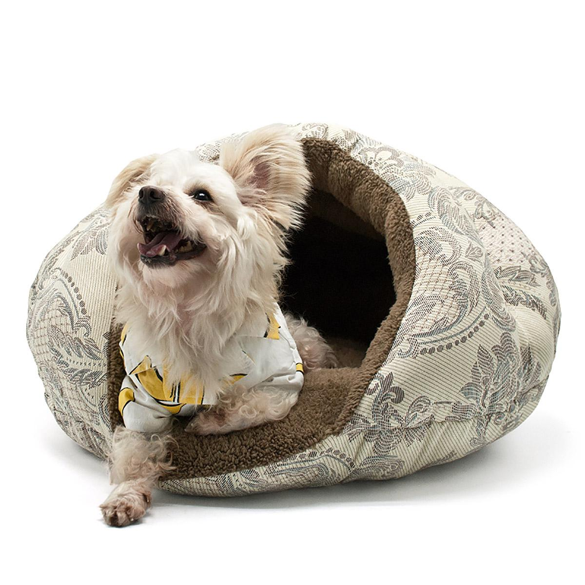Burger Pet Bed by Dogo - Baroque