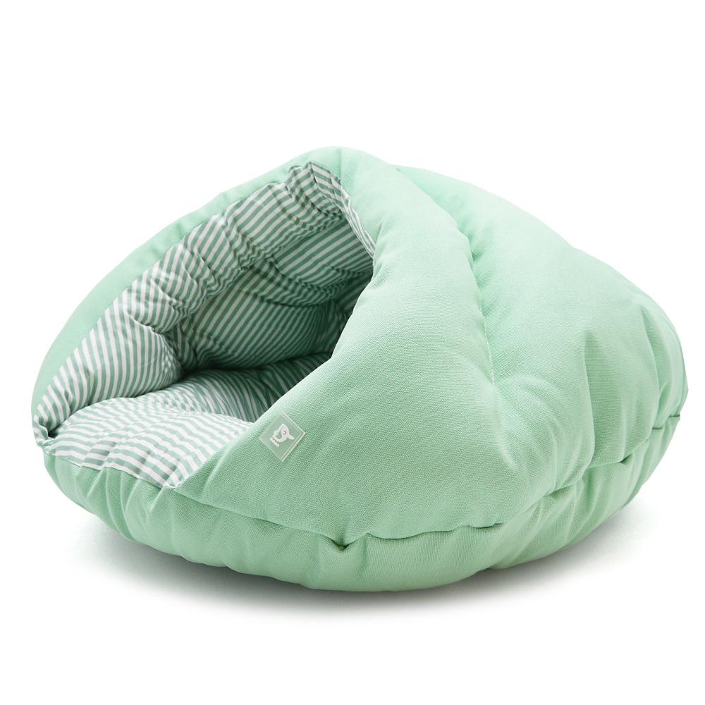 Burger Pet Bed by DOGO - SS Solid Green