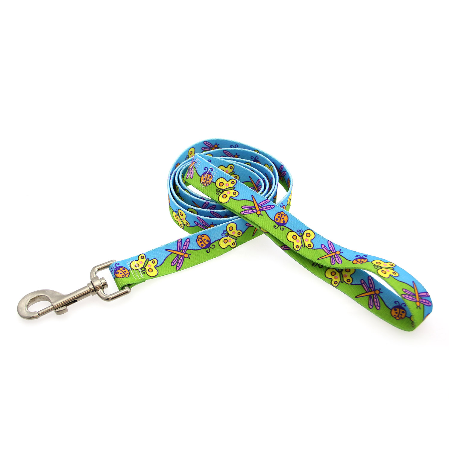 Butterflies Dog Leash by Yellow Dog