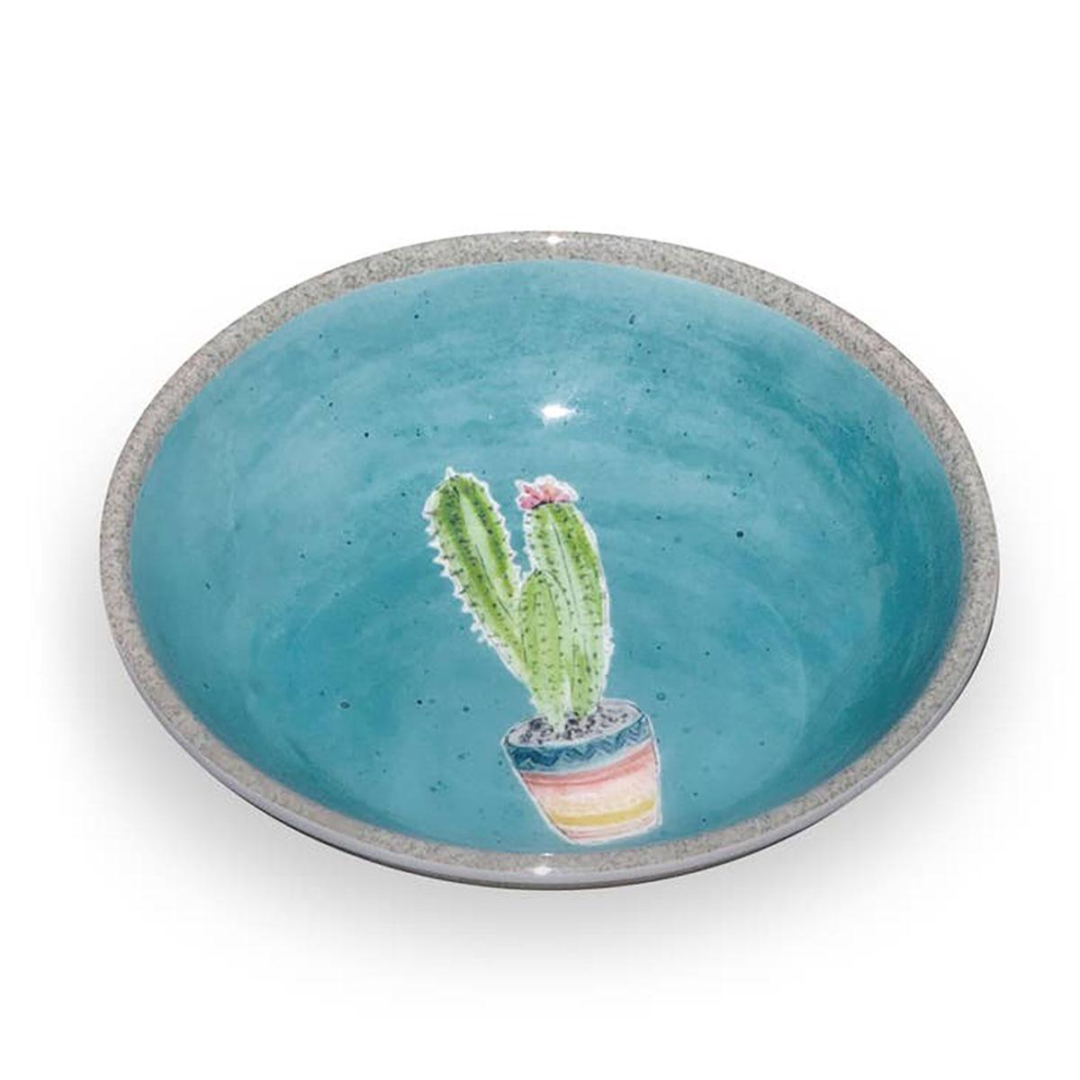 Cactus Pet Saucer by TarHong