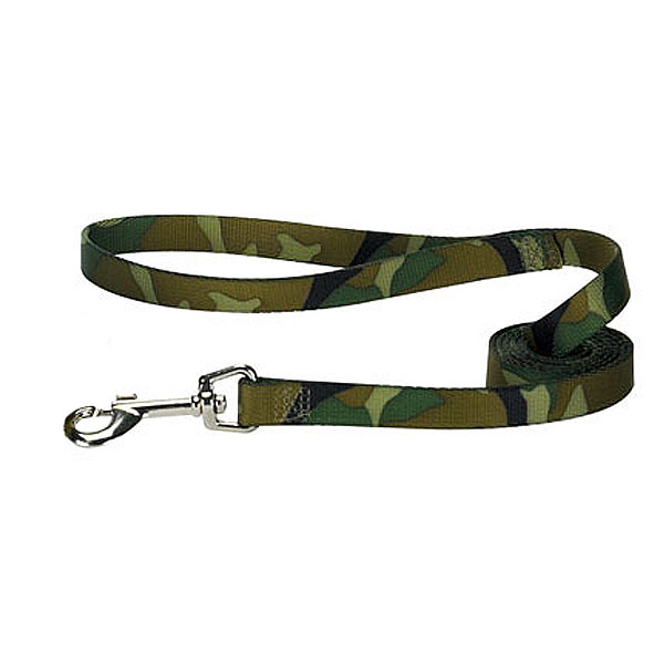 Guardian Gear Camo Dog Leash - Green
