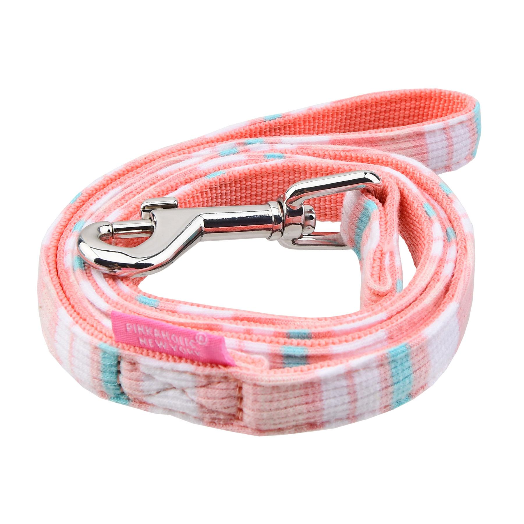 Cara Dog Leash by Pinkaholic - Pink