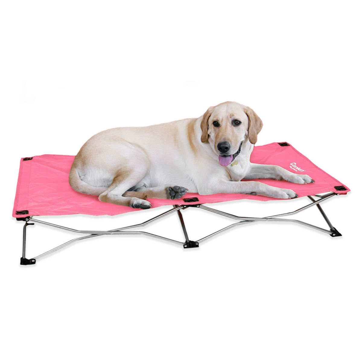 Travel Dog Bed >> Carlson Portable Pup Travel Dog Bed Pink