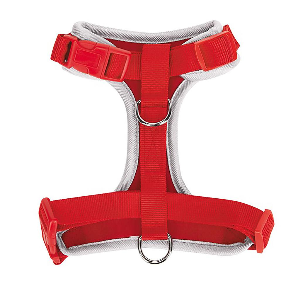Casual Canine BestFit Xtra Comfort Mesh Dog Harness - Red