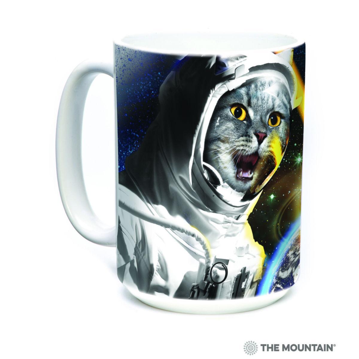 Cataclysm Ceramic Mug by The Mountain