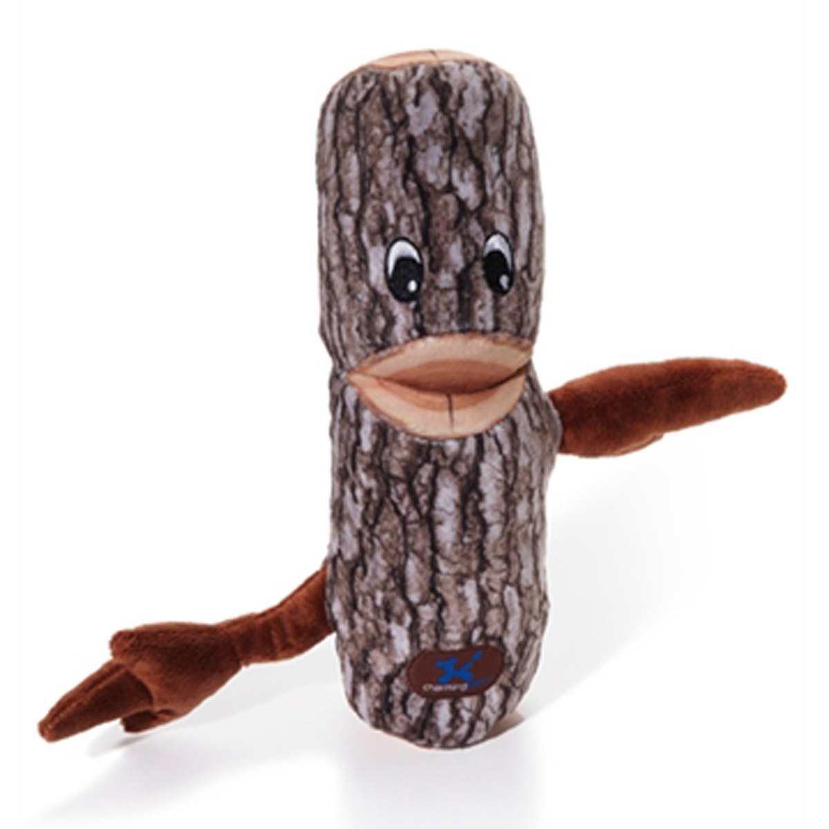 Charming Barkers Dog Toy - Black Oak