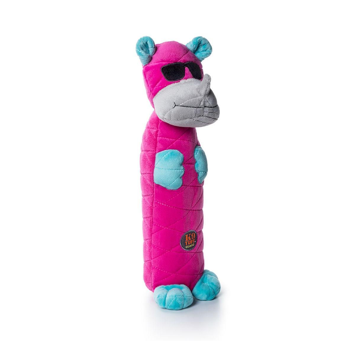 Charming Bottle Bros Durable Dog Toy - Rhino