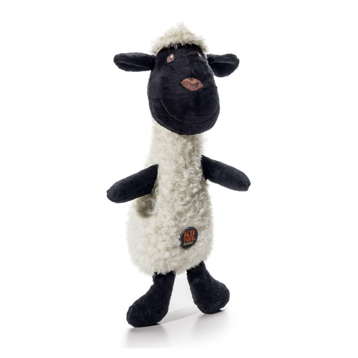 Charming Scruffles Dog Toy - Lamb