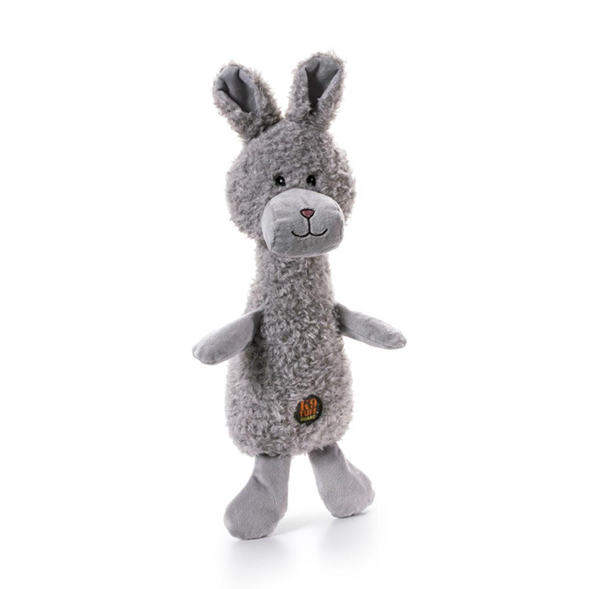 Charming Scruffles Dog Toy - Bunny