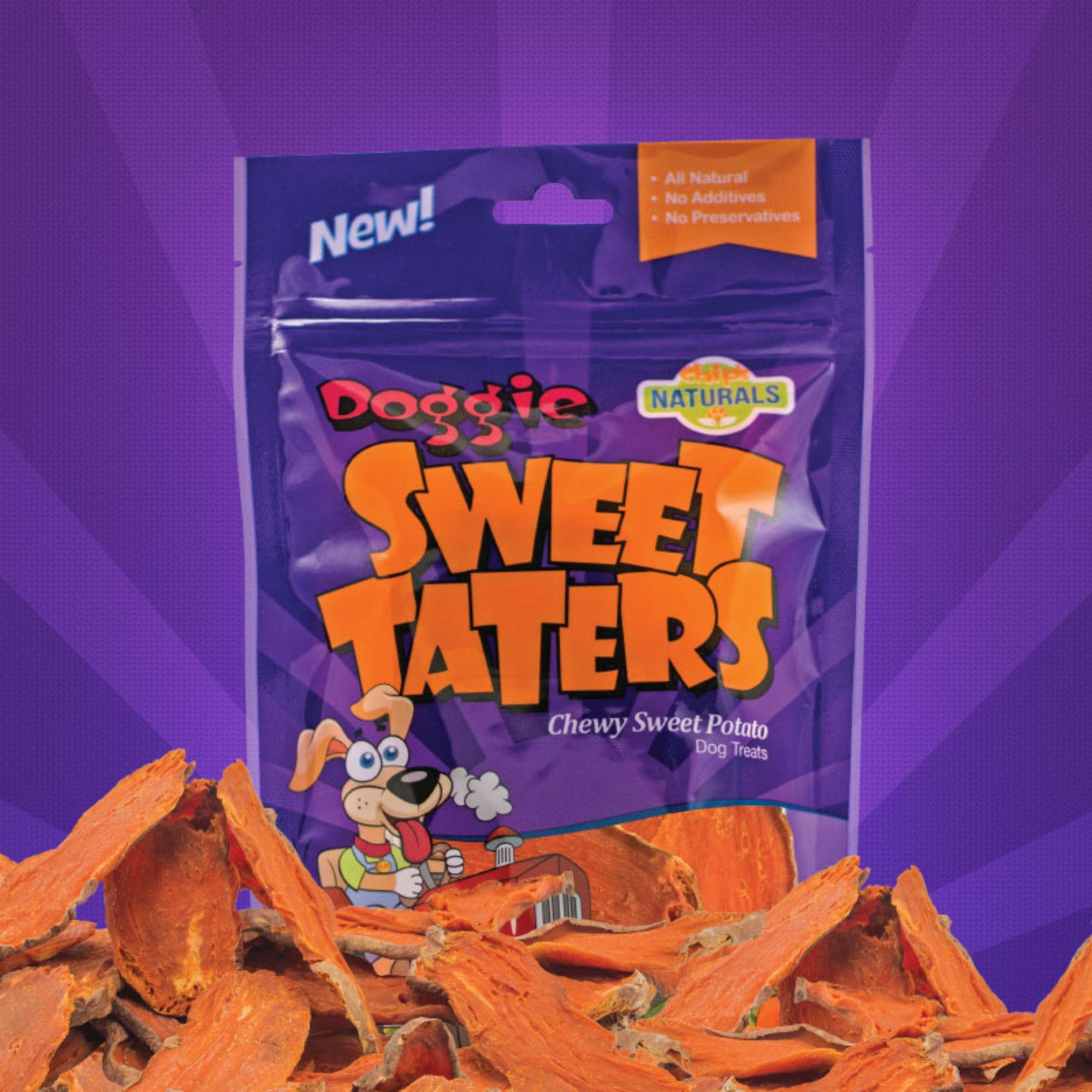 Doggie Sweet Taters Dog Treats