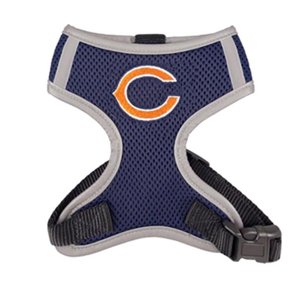 Chicago Bears Dog Harness