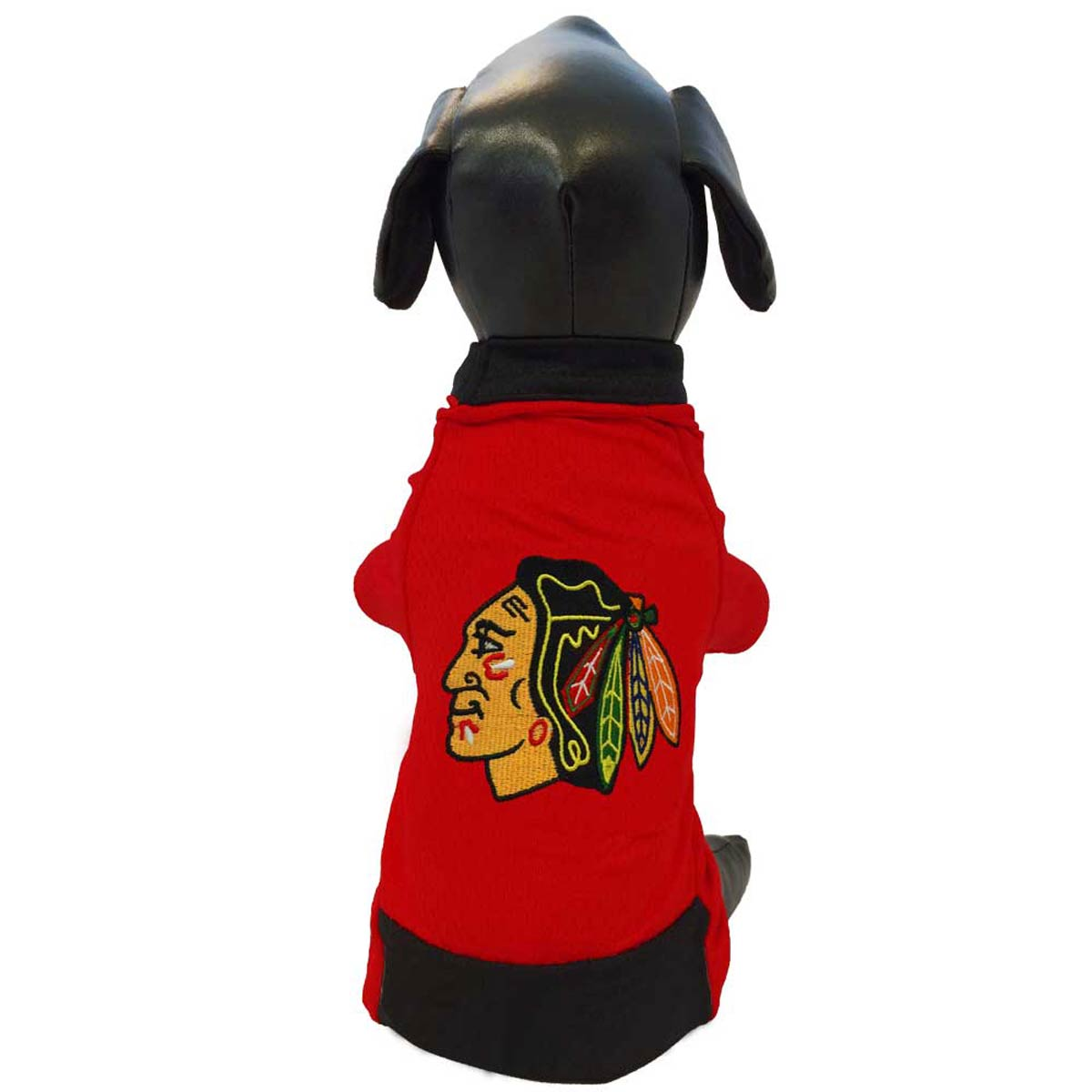 Chicago Blackhawks Athletic Mesh Dog Jersey
