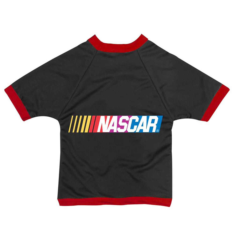 NASCAR Athletic Mesh Dog Jersey - Black