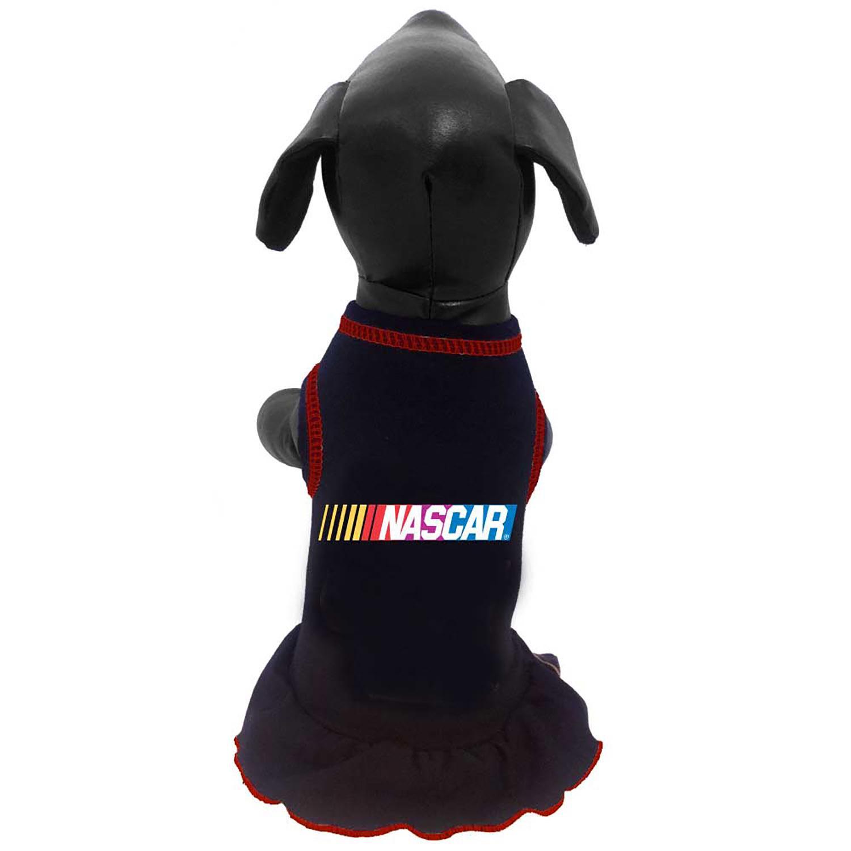 NASCAR Cheerleader Dog Dress