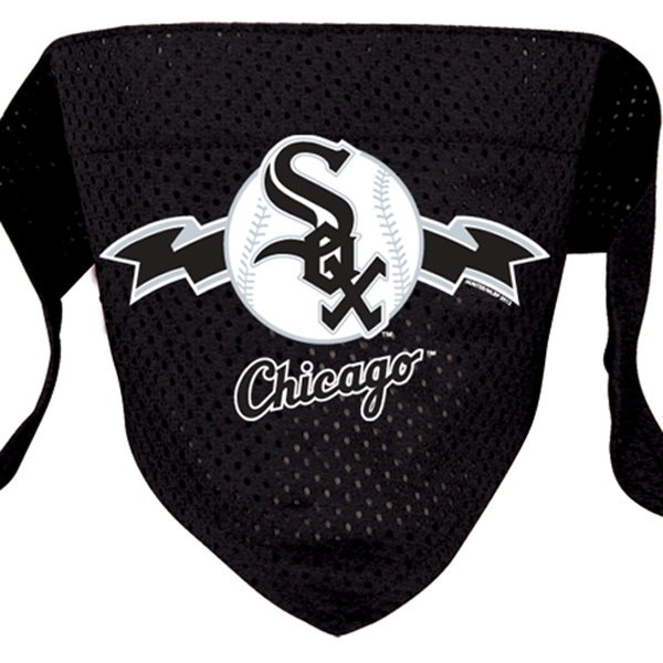 Chicago White Sox Mesh Dog Bandana